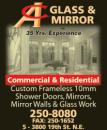 A C GLASS & MIRROR LTD