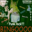 Punk Rock Bingo!!!