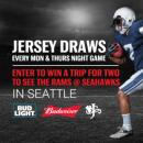 NFL Jersey Draws